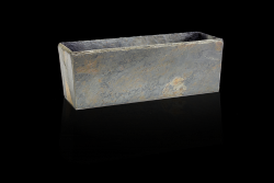 Slate Planter Jardi 50 | Rusty
