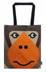Tote Bag | Monkey Face