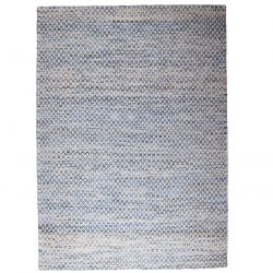Tapis Carpet Java Ivory/Bleu