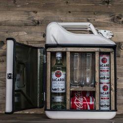 Jerrycan Bar | Blanc
