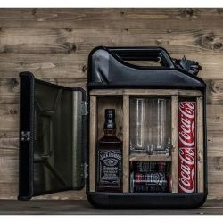 Jerrycan Bar | Black