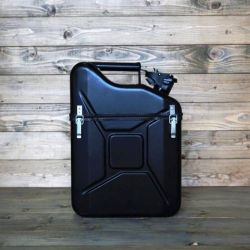 Jerrycan 10L Kühlbox | Schwarz