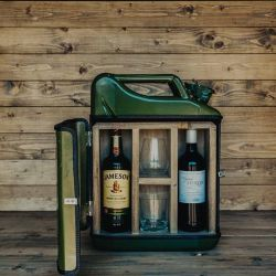 Jerrycan His & Her Bar | Grün