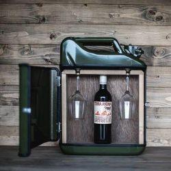 Jerrycan Wine Bar | Grün