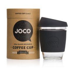 Wiederverwendbarer Becher JOCO Small | Schwarz