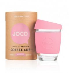 Reusable Cup JOCO Small | Strawberry Pink