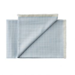 Plaid Juliaca 130 x 200 cm | Sky Blue