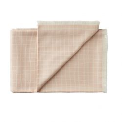 Plaid Juliaca 130 x 200 cm | Melon Rose