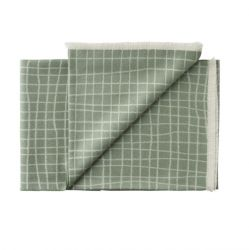 Plaid Juliaca 130 x 200 cm | Sage Green