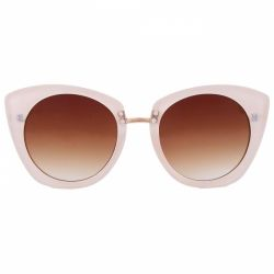 Sunglasses Julieta | White Jelly