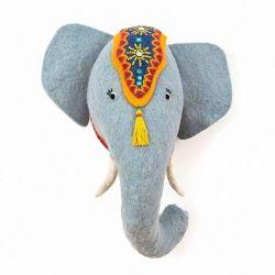 Wanddekoration | Jumbo der Elefant