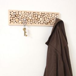 Coat Hook Juniper | Light Brown
