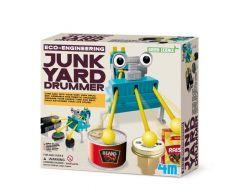 DIY-Kit machen Ihren eigenen Schrottplatz-Trommler