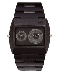 WeWood Watch JUPITER Black