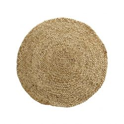 Round Jute Carpet | Small