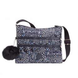 Shoulder Bag Alvar | White Blue