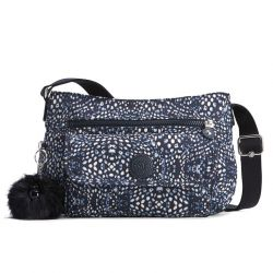 Shoulder Bag Syro | White Blue