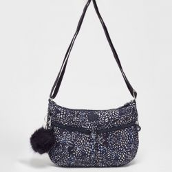 Shoulder Bag Izellah | White Blue