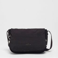 Shoulder Bag Earthbeat Small | Black