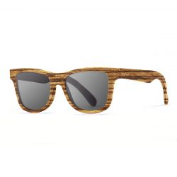 Sunglasses Washington | Black + Brown Frame