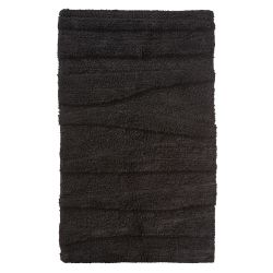 Bath Mat Flow | Black
