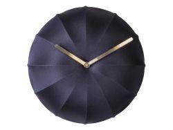 Horloge Murale Stretch | Bleu Foncé