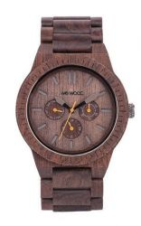 WeWood Watch KAPPA Chocolate