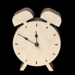 Cardboard Clock | 12