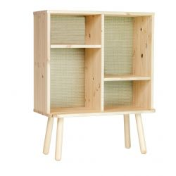 Cabinet Kyabi | Light Wood