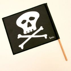 Kattuska Pirate Flag
