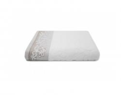 Handtuch Kaya 100x150 cm | Weiss