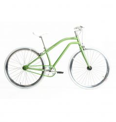 Chill Bikes | Vogue Green - White