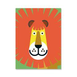 Poster  | Leeuw