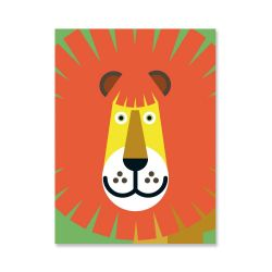 Plakat | Löwe