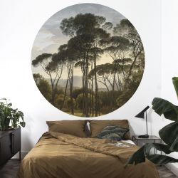 Wandtapete 190 cm Golden Age Landscapes