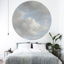 Wandplakat 190 cm Goldenes Zeitalter | Wolke