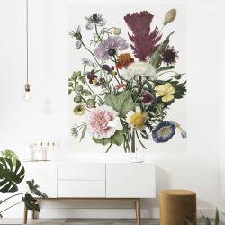 Wandtapete | Wild Flowers