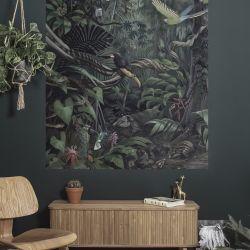 Wandtafel | Tropische Landschaft