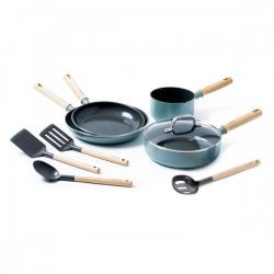 Ceramic Non-stick Cooking Set Mayflower | Set of 8