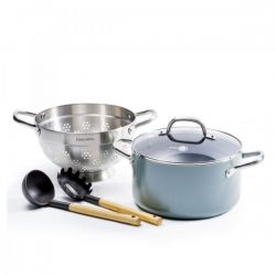 Ceramic Non-stick Cooking Set Mayflower | Set of 4