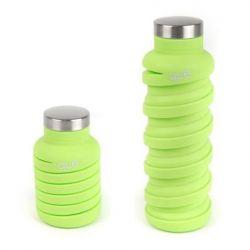 Zusammenklappbare Wasserflasche | Keylime Green