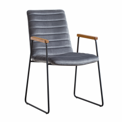 Dining Chair Lio | Grey