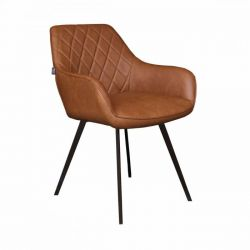 Dining Chair Karl | Cognac