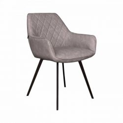Dining Chair Karl | Grey