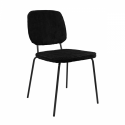 Dining Chair Jip | Black