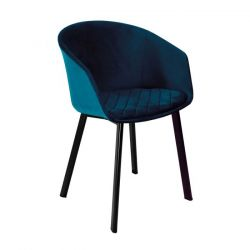 Dining Chair Vic | Blue