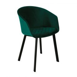 Dining Chair Vic | Dark Green