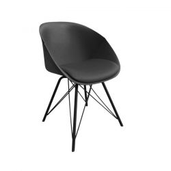 Dining Chair Jax | Dark Grey