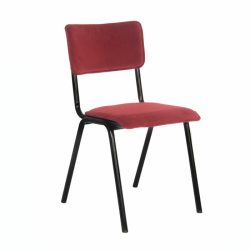 Chaise Cas | Rouge