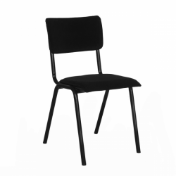 Stuhl Cas | Schwarz